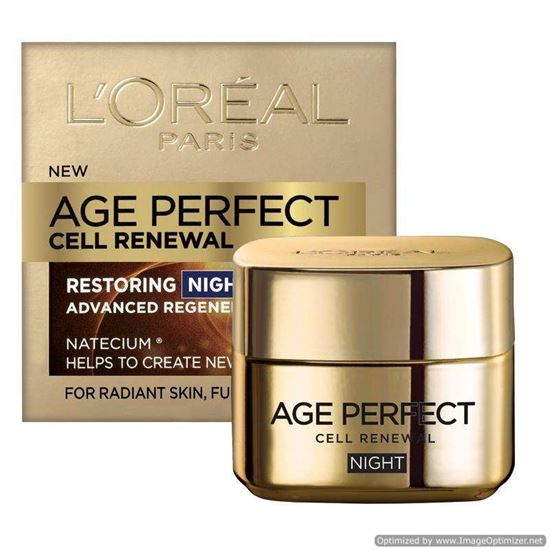 صورة Age Perfect Cell Renew Night - Jar 50 ML
