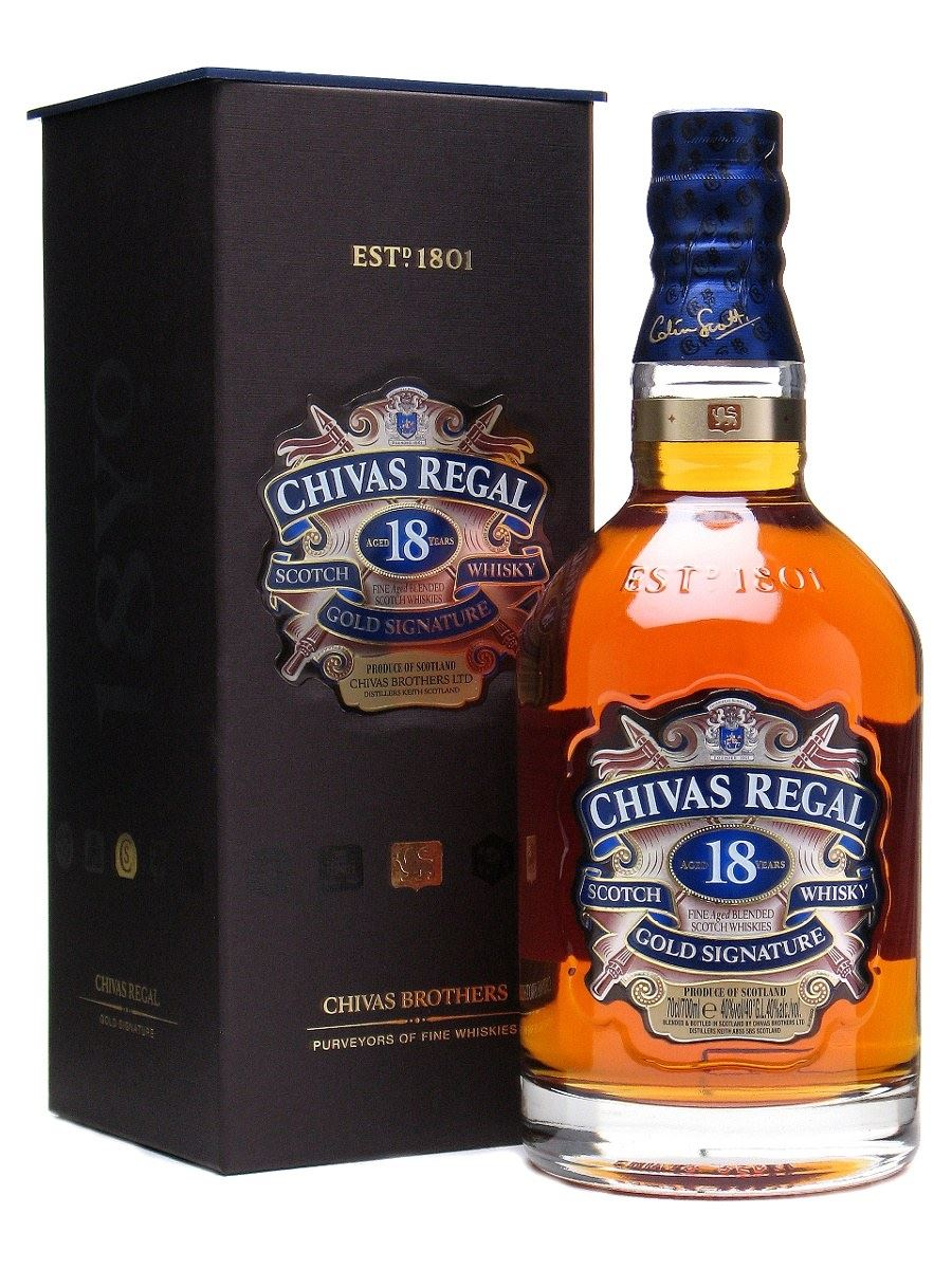 Efsco chivas regal 18y 1l - Chivas regal 18 1 liter price ...